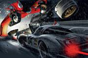 Turning pages at 360kmph: This graphic novel is a coffee table staple for racing fans