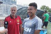 Can't score a goal and gives an interview, Jose Mourinho trolls Jesse Lingard