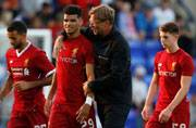 No panic buying at Liverpool F.C., says Juergen Klopp