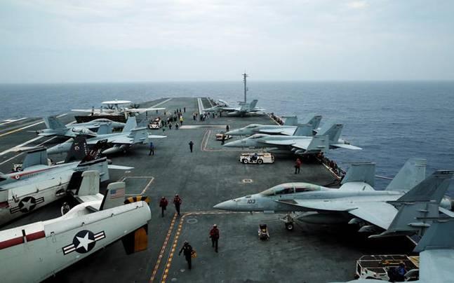Malabar Exercise: India, US, Japan to focus on anti
