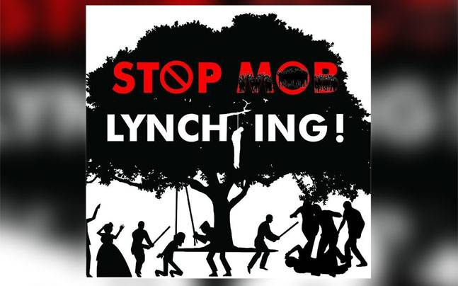 National Campaign Against Mob Lynching. Photo: @StopMobLynching