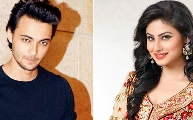 Mouni Roy to romance Salman Khan's brother-in-law Aayush