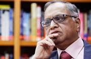 Narayana Murthy says regret quitting as Infosys chairman