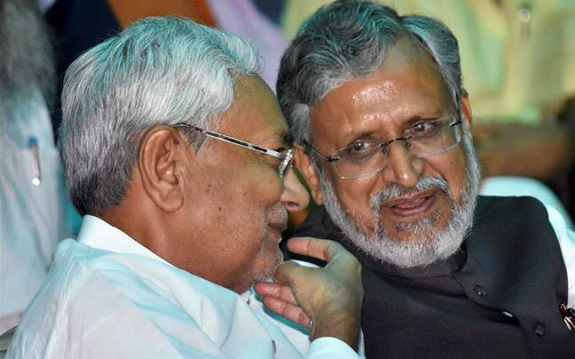 Tremendous Nitish Kumar Inducts 27 New Ministers Into Bihar Cabinet Home Interior And Landscaping Oversignezvosmurscom