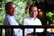When Barack Obama toured Indonesia