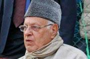 India should involve third parties to settle Kashmir issue: Farooq Abdullah