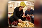Know all about the Rajasthani Thali Shah Rukh Khan recently tasted
