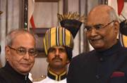 As president, Ram Nath Kovind envisions India of opportunities: See pictures