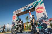Get, Set, Scramble with Royal Enfield in the mountains