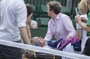 Wimbledon 2017: Bethanie Mattek-Sands faces surgery over ruptured tendon