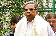 Bengaluru: CM Siddaramaiah left fuming at launch of green drive over poor turnout