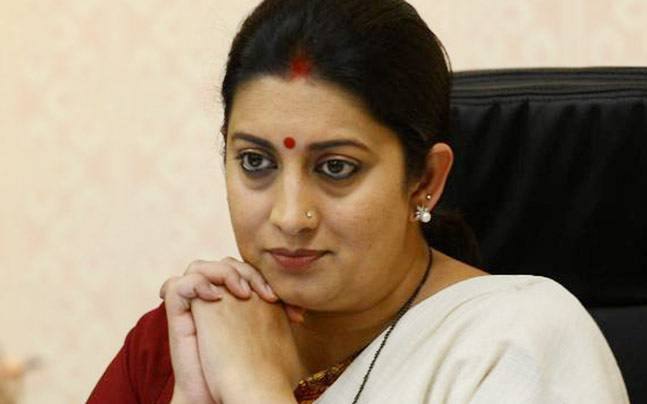 Image result for Smriti Irani