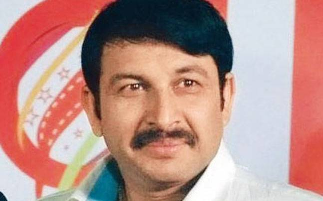 Manoj Tiwari has appealed to traders to stop selling Chinese items.