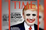 Donald Trump is not a joker on the latest TIME magazine cover