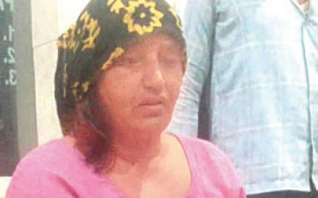 Victim Sunita Devi