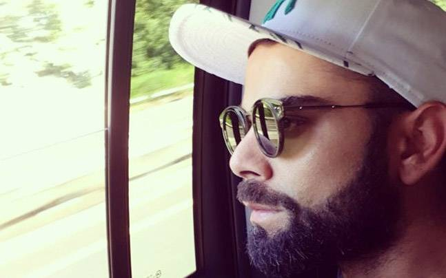 (Virat Kohli Twitter photo)
