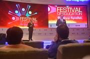 The Festival of Education kicks off with a lot of excitement in Jaipur
