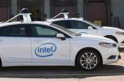 Intel is the new player in nascent self-driving car industry