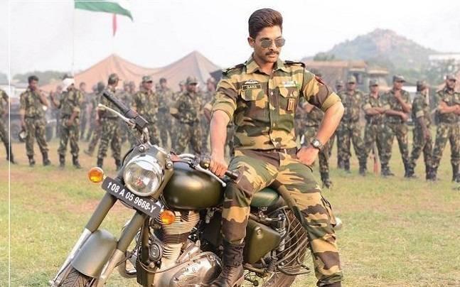 Allu arjun begins shooting for naa peru surya movies news allu arjun thecheapjerseys Choice Image