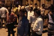 Agra: Man dies, woman injured after stones fall on them at SN Medical College