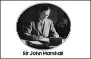 Remembering Sir John Marshall, the legendary archeologist who excavated Harappa and Mohenjo-daro