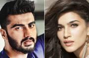 Arjun Kapoor to romance Kriti Sanon in Farzi?