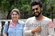 SEE PICS: This is how Arjun Kapoor celebrated Raksha Bandhan with sister Anshula Kapoor