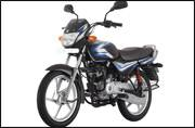 Bajaj adds electric start to CT100, priced at Rs 38,806