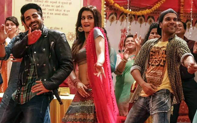 A still from Bareilly Ki Barfi