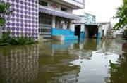Flood water enter Bihar's Motihari town, creates panic amongst residents