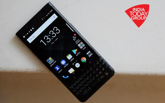 BlackBerry KEYone quick review: A blast from the past - Technology News