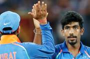 Jasprit Bumrah first Indian pacer to take ODI five-wicket haul since 2014