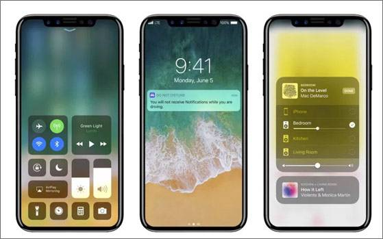 iphone 8 to be the first iphone ever to come with wireless and quick