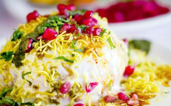Don't kill your cravings for chaat. Picture for representative purpose. Picture courtesy: Pinterest/pinterest.com