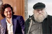 Game of Thrones: Here's why this picture of Kit Harington and George R R Martin is going viral