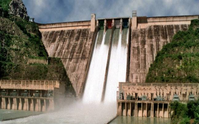 Image result for bhakra nangal dam