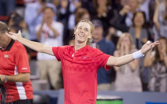 Rogers Cup Canadian Teenager Shapovalov Stuns Nadal In Third Round Sports News