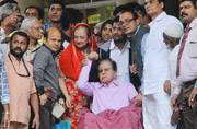 SEE PIC: Dilip Kumar discharged from hospital