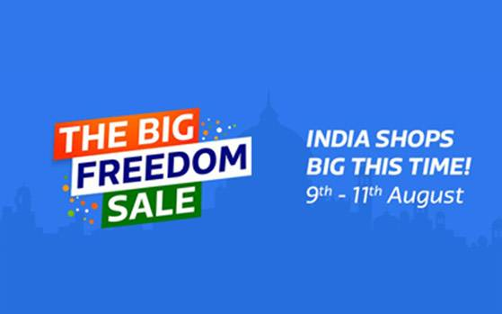 Flipkart Bog Freedom Day sale