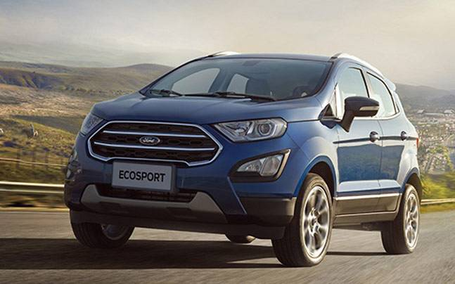 New Ford EcoSport To Come With A Petrol Engine