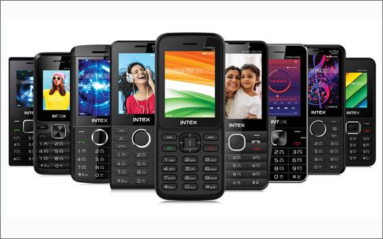 Intex launches 4G VoLTE feature phones starting at Rs 700 to take on Jio