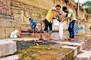 Centre's Rs 4,000 crore plan to relieve choking Ganga of toxic sludge