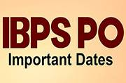 IBPS Probationary Officers (PO) 2017: Important dates
