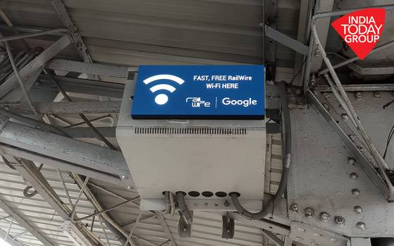 Jio 4G could pose a threat to Google's free Wi-Fi at railway