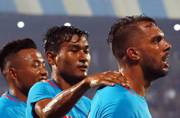 India aim for 10 in a row, take on St. Kitts & Nevis in Tri-nation series