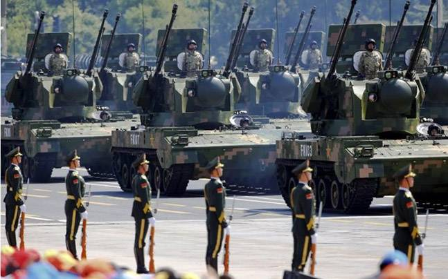 People's Liberation Army of China: Picture for representation