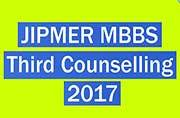 JIPMER MBBS Third Counselling 2017: To be conducted on August 23