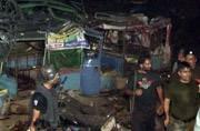 Lahore: 2 dead, 35 injured in blast near Sagiyan bridge