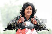 Wonder woman Deepa Malik: Paralympic silver medallist on setting records and equal access
