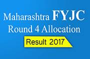 Maharashtra FYJC Round 4 Allocation Result 2017: Declared at mumbai.11thadmission.net